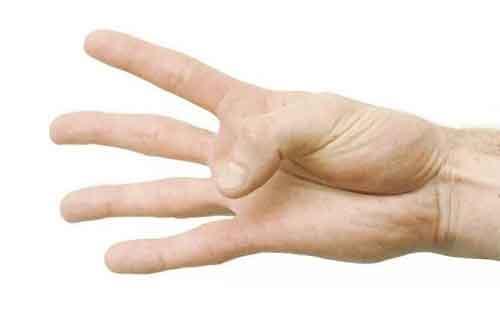 خم-کردن-انگشت-شست