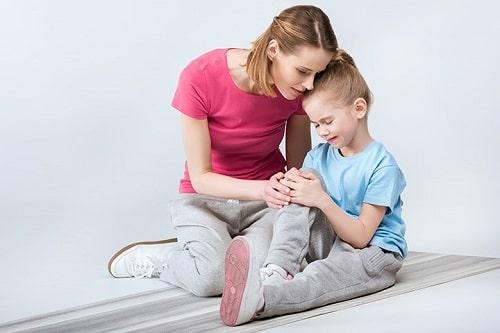 دردهای رشد کودکان