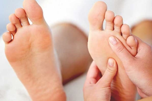 درمان مورتون نروما(گزگز بین انگشتان پا) با روش جراحی وغیر جراحی