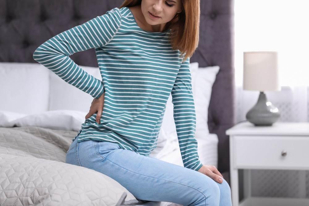 درمان کمردرد در زنان بعلت تغییرات هورمونی، فشار بر عضلات کمر و ...