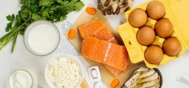 رژیم غذایی در نرمی استخوان
