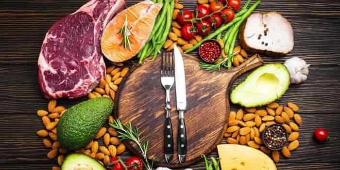 رژیم غذایی برای درمان آرتروز گردن