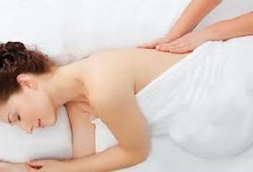 ماساژ جهت درمان کمردرد