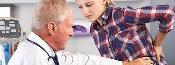 معاینات بالینی دیسک کمر