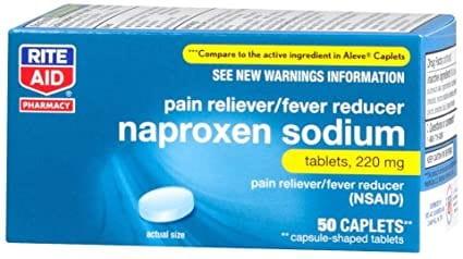 نامهای دیگر ناپروکسن (Naproxen)