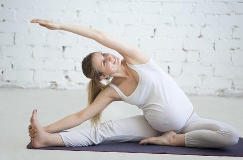 ورزش جهت کاهش کمردرد بارداری