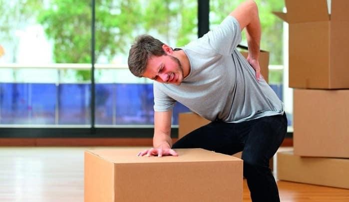 پیشگیری از کمر درد و سیاتیک
