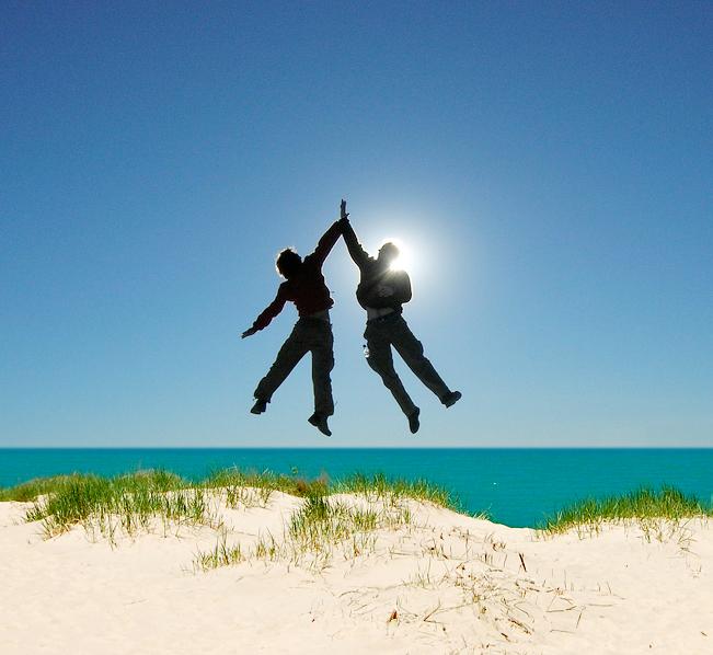 jumping-the-sun